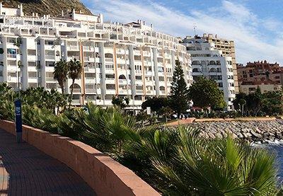 Almunecar Penthouse  Granada